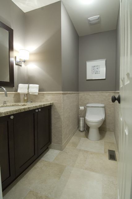 casual luxury traditional bathroom - Bathrooms Houzz