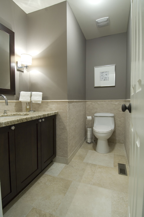 Contemporary Bathroom Colors