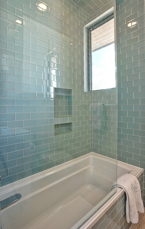 Best Size Tile For Shower Tub Alcove