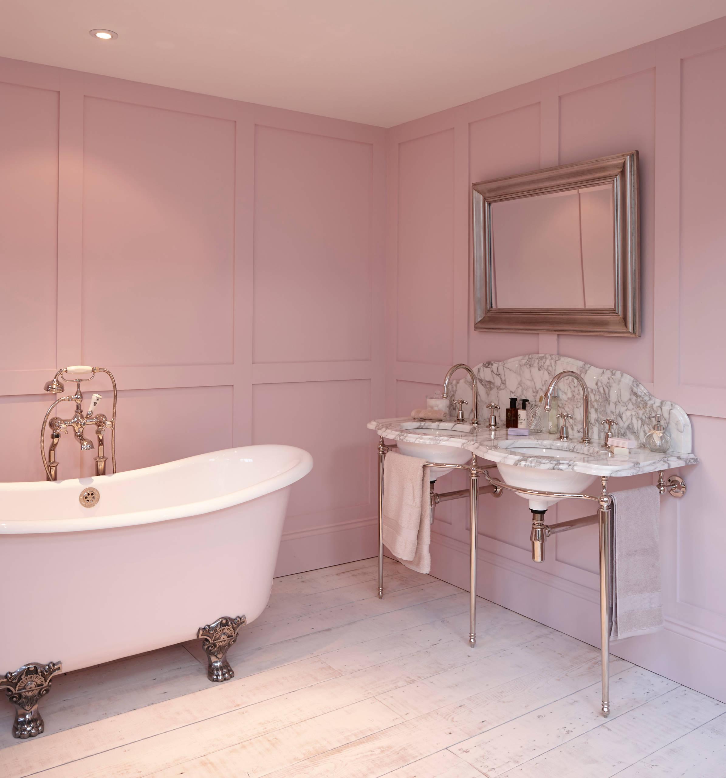 Salle De Bain Borgne 75 beautiful red matchstick tile bathroom pictures & ideas