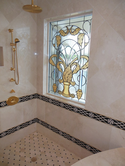 Catherine Caporaso's Projects traditional-bathroom