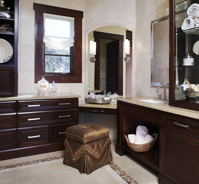 Catherine Dolen & Associates mediterranean-bathroom