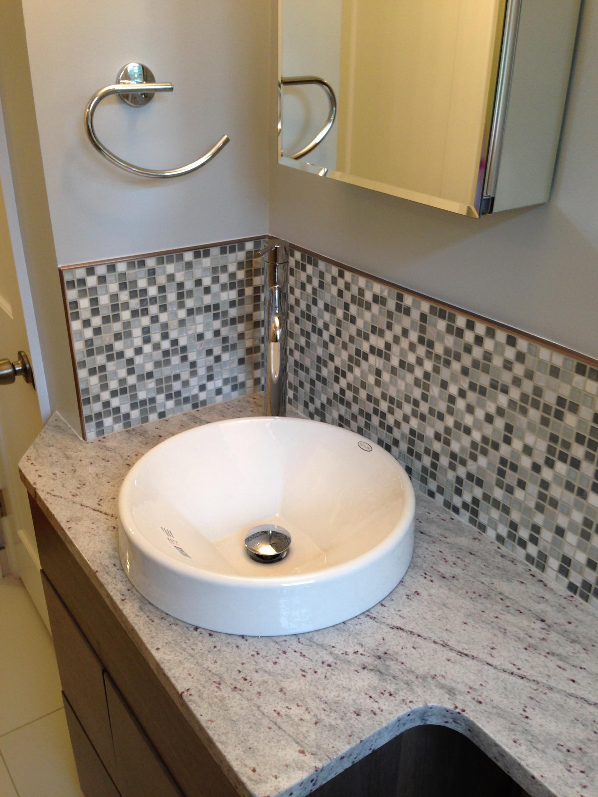 Catonsville Bathroom Remodel