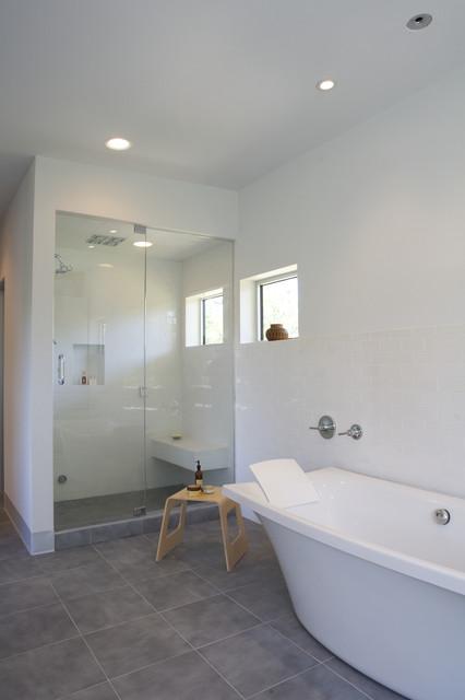 Caudill Lane modern-bathroom