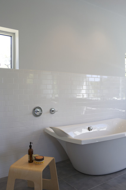 Caudill Lane modern bathroom