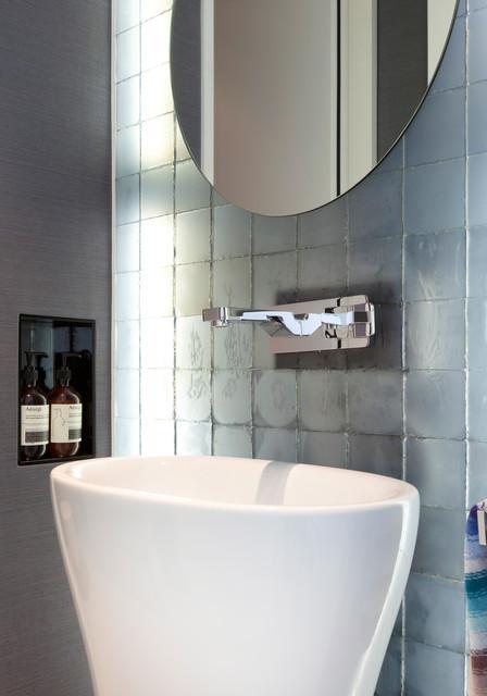 Caulfield Home contemporary-bathroom