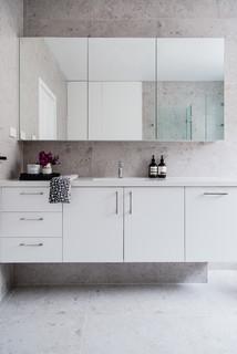 Caulfield North Bathroom Contemporary Bathroom