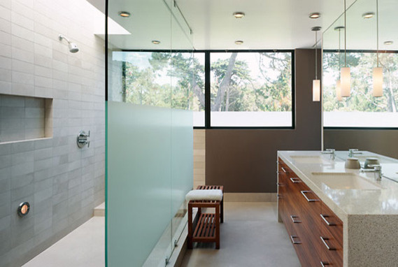CCS ARCHITECTURE modern bathroom