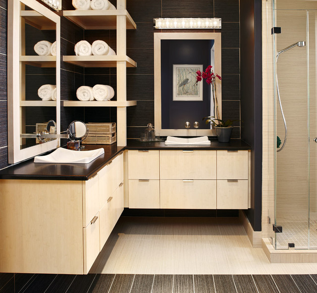 Catherine Dolen & Associates contemporary bathroom