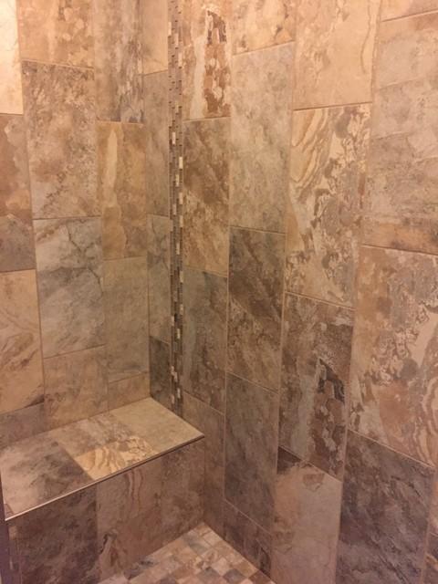 Cedar Falls Ia Custom Home 2 Traditional Bathroom By Concept To Creation