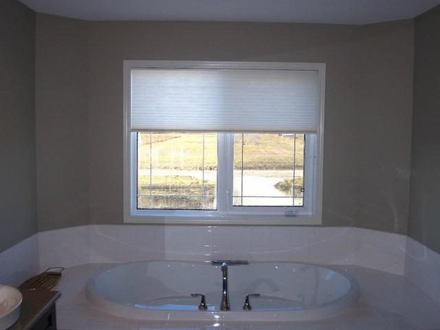 Cellular Shades Are An Ideal Window Covering For Bathrooms. They Provide  Plenty Of Privacy While Also Letting In Natural Light. Consider A Top Down  Bottom ...