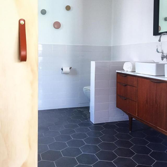 Http Www Houzz Com Photos 38037546 Cement Tile Bathrooms Contemporary Bathroom Other