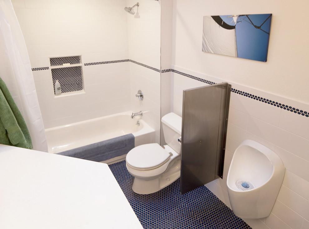 Central Davis Ranch - Contemporary - Bathroom - Sacramento ...
