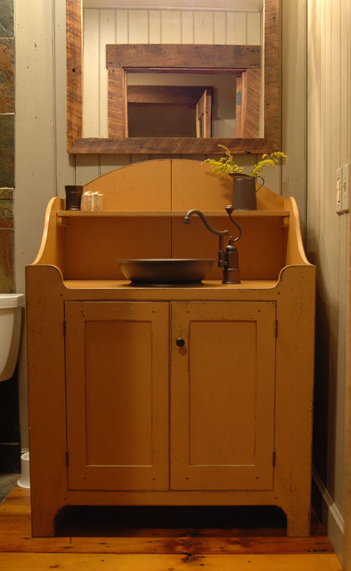 Wonderful Bathroom Vanity By The Workshop Of David T Smith