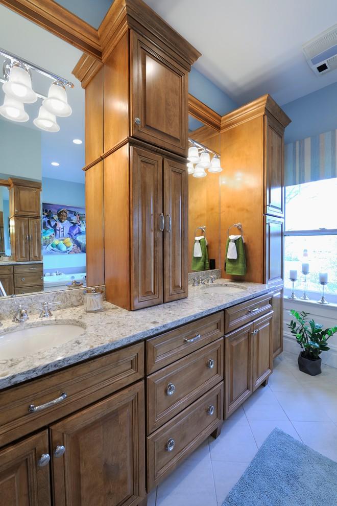 Central West End St. Louis Dream Bathroom Renovation ...