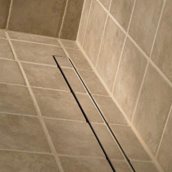 CeraLine - Custom Trim bathroom