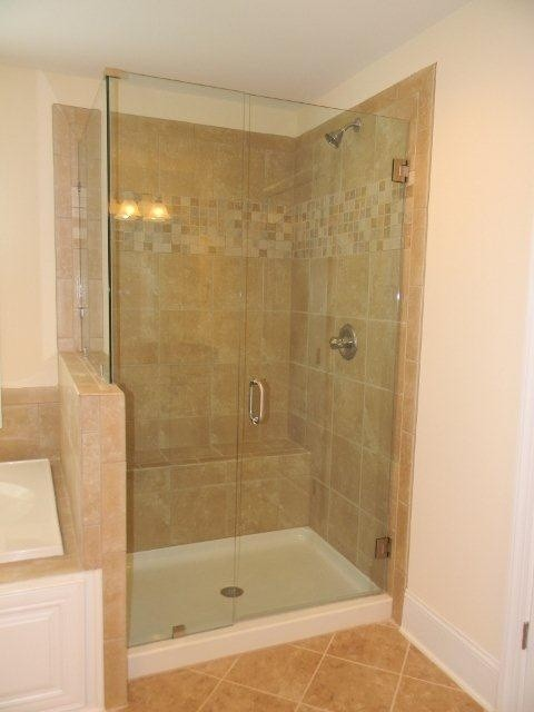 Ceramic Tile Shower Designs - Traditional - Bathroom - Charlotte ...