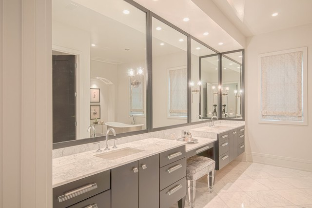 Cetingok Residence Transitional Bathroom Other by