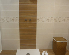 cevisama tile trends contemporary bathroom
