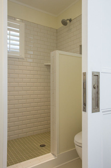 CFH Watercolor Residence Traditional Bathroom Miami