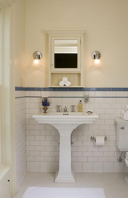 Chadsworth Cottage traditional-bathroom