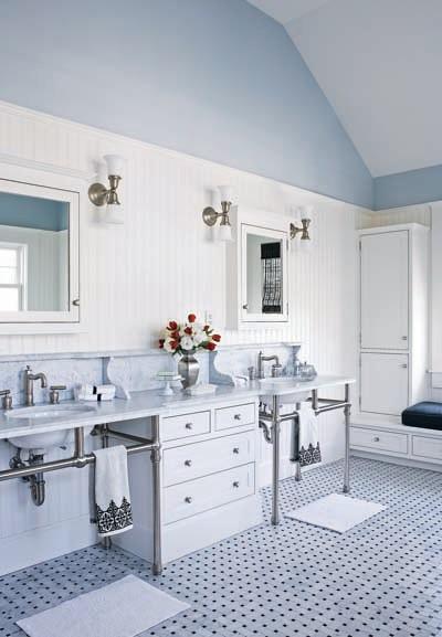 Chalk Hill Residence - Traditional Bathroom traditional-bathroom