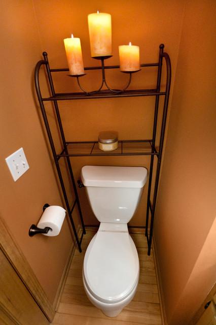 Chanhassen Powder Room contemporary-bathroom