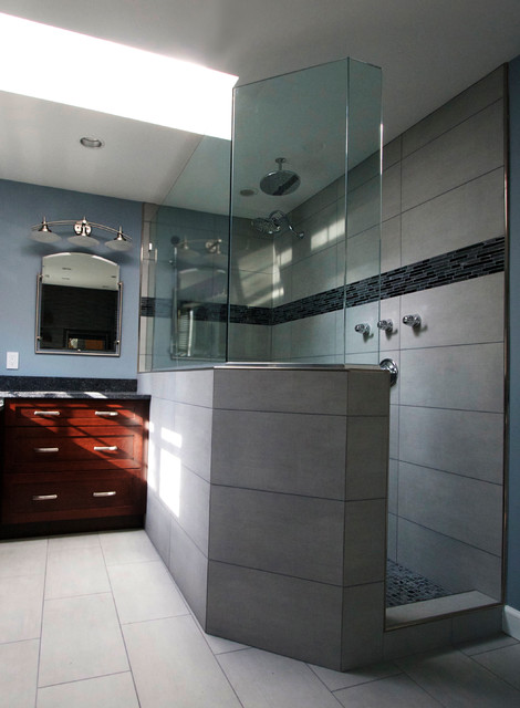 Chantilly Master Bath contemporary-bathroom