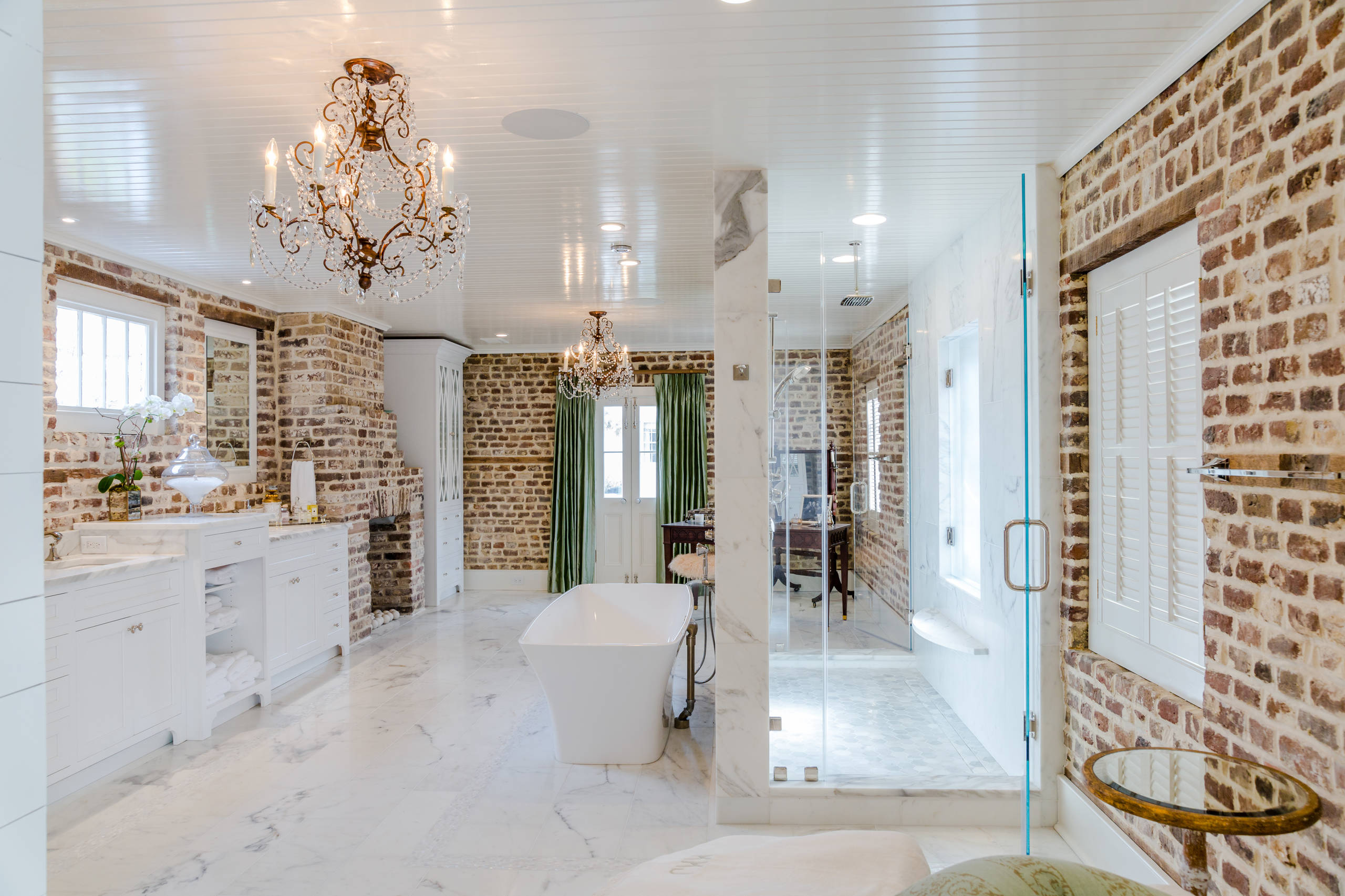 Charleston Charmer Luxury Bathroom