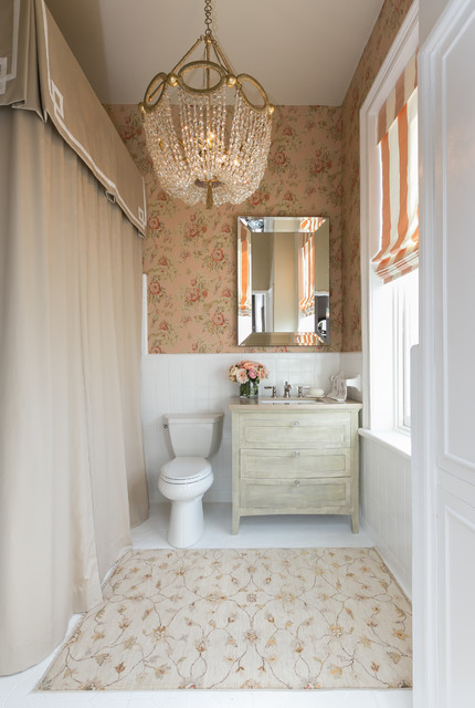 Charleston Symphony Designer Showcase Home Bathroom By Lauren M Creative Traditional
