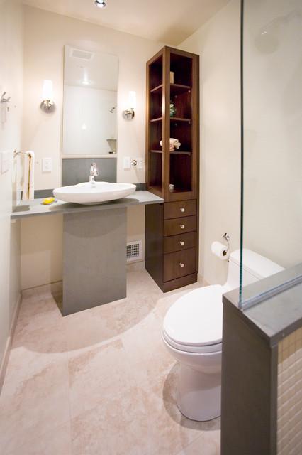 Charlestown Bath contemporary-bathroom