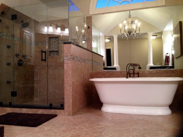 Charlotte NC bathroom remodel one of a kind