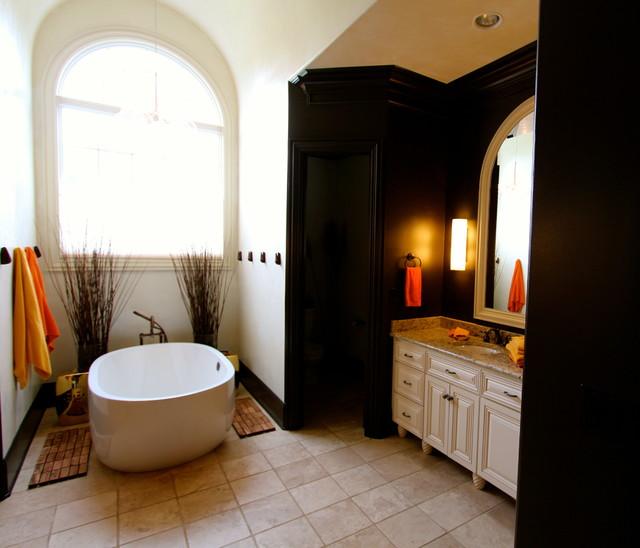 Charlotte Retreat Traditional Bathroom Charlotte