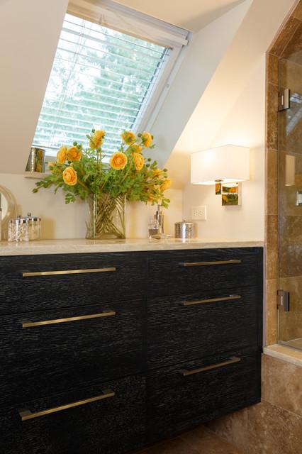 Charlottesville Condominium Remodel Contemporary Bathroom Richmond By Anne Folsom Smith