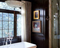 Charmean Neithart Interiors, LLC. traditional bathroom