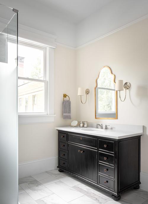 Transitional Bathroom Renovation in Atlanta GA