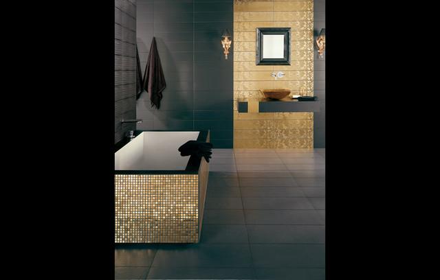 Cheaper Floors contemporary-bathroom