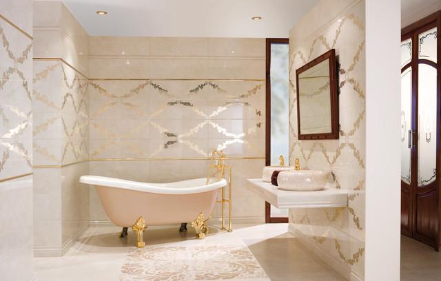 Cheaper Floors traditional-bathroom