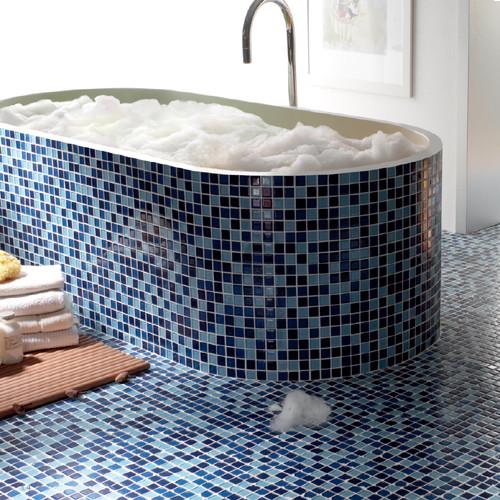 Cheaperfloors.com contemporary-bathroom