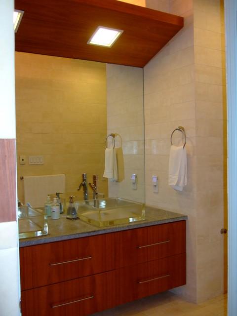 Chelsea loft apartment moderno stanza da bagno new - Stanze da bagno moderne ...