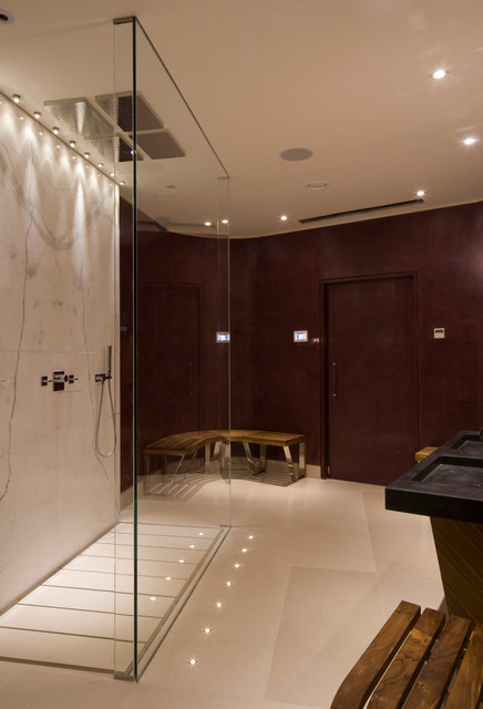 Chelsea town house for Home automation shower