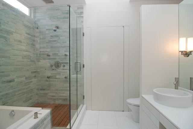 Bathroom 1 modern-bathroom