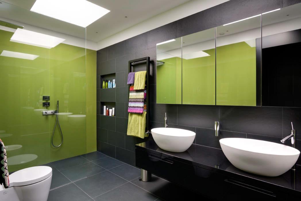 Lime Green Bathroom Ideas Houzz, Lime Green Bathroom Decor