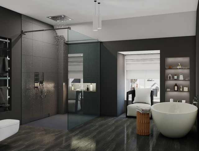 Chelsey contemporary-bathroom