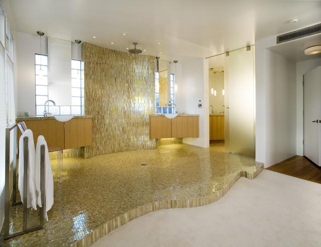Chenery Master Bath contemporary-bathroom