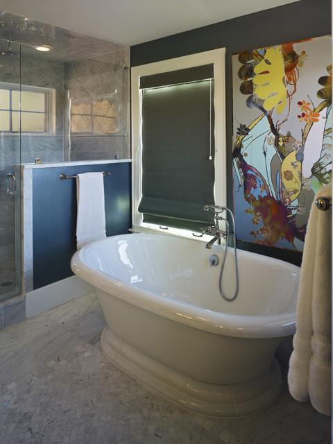 Cherry Creek Home contemporary-bathroom