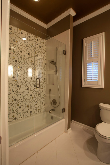 Cherry Street Bathroom Contemporary Bathroom Jacksonville By Eberling Design