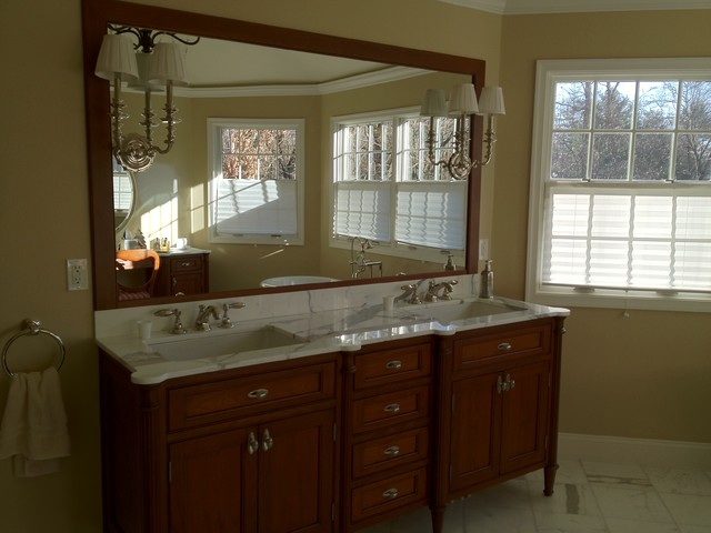 Amazing Wood Modern Guest Bathroom Decorating Ideas  House Design And