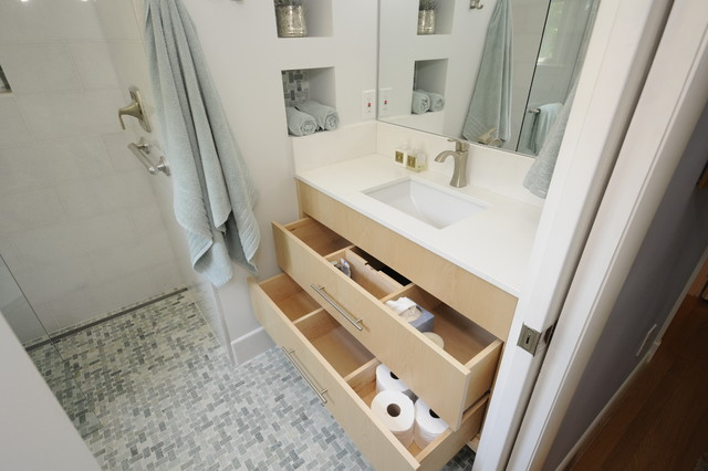 Chesterbrook Bathroom transitional-bathroom
