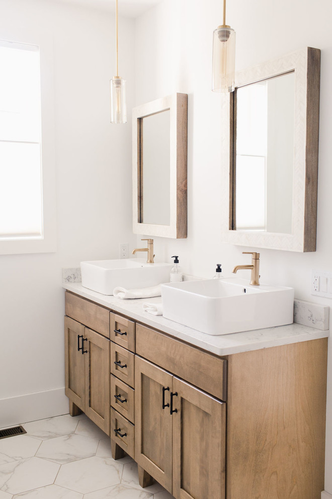 Chestnut Lane - Transitional - Bathroom - Portland Maine ...